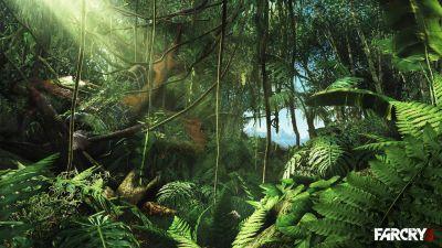 Akcja Far Cry 3 zlokalizowana jest na tropikalnej, pięknej wyspie