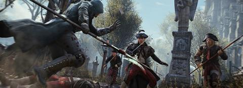 Zmiana daty wydania Assassin's Creed Unit