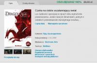 Dragon Age: Początek można zdobyć za darmo w serwisie Origin